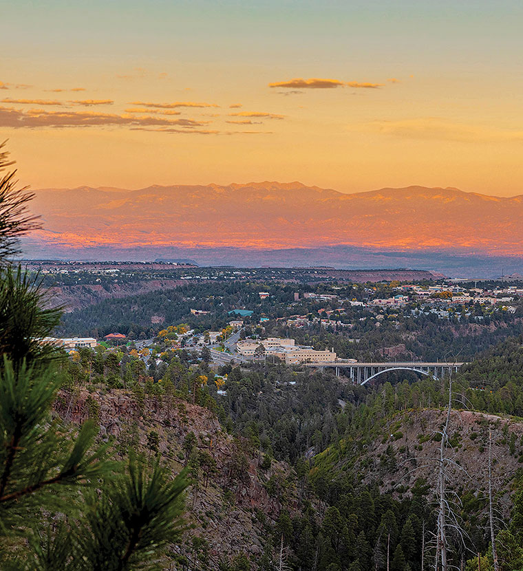 Los Alamos and Northern New Mexico