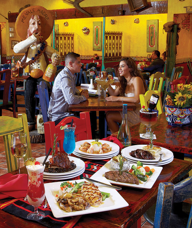 Guestlife El Paso Business Listings Andale Mexican Restaurant