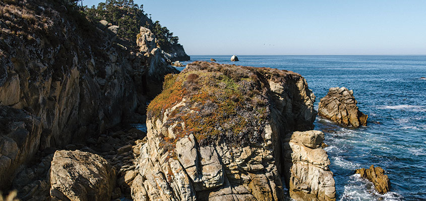 Monterey Bay Hiking Trails